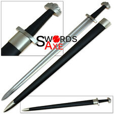 Sugoi Steel Vikings Norse Raider Valhalla Battle Sword 1060 Spring Steel RFB
