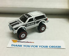 Chevy Blazer 4x4 White * LOOSE * Hot Wheels Heritage Series * W49