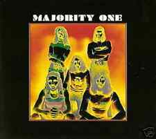 "Majority One: ""Majority One"" + Bonus (Digipak-CD)"