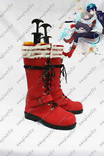 Ao no Blue Exorcist Rin Okumura Cosplay Shoes Boots B1026