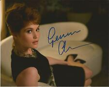 Hand Signed 8x10 photo GEMMA ARTERTON - QUANTUM OF SOLACE - JAMES BOND + my COA