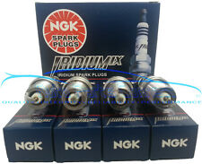 FOR HYUNDAI GENESIS COUPE 2010-2013 NGK IRIDIUM IX SPARK PLUGS ONE STEP COLDER