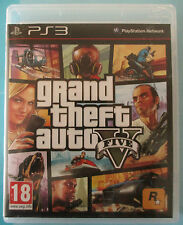 Grand Theft Auto V GTA 5 PS3 Juego Completo