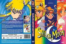 Sailor Moon Movies Trilogy (All 3 DVD Movies in English Audio)  *FREE SHIP*
