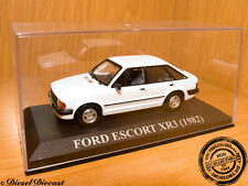 FORD ESCORT XR3 XR-3 WHITE 1982 1:43 WITH BOX!! MINT!!!