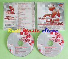 CD FOR DJS ONLY 2012/06 compilation 2012 BURNS PSY MIKA NAUSE (C33) no mc lp vhs