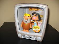 """FUNKOVISION - The Flintstones """"Classic BARNEY and BETTY RUBBLE Set- Funko - RARE"""