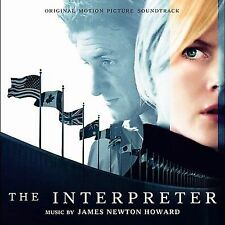 FREE US SH (int'l sh=$0-$3) NEW CD James Newton Howard: The Interpreter [Origina