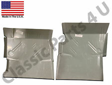 1963 1964 1965 Dodge Coronet Plymouth Belvedere Fury FRONT FLOOR PANS NEW PAIR