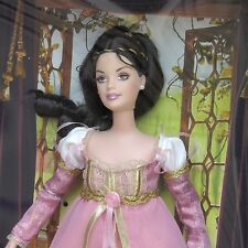 Juliet From The Ballet Romeo And Juliet Barbie Doll Silver Label 2004 NRFB
