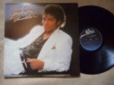 """MICHAEL JACKSON """"THRILLER"""" LP GATEFOLD COVER CLASSIC POP ALBUM"""