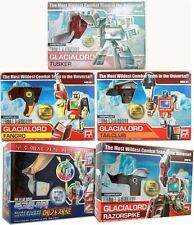 FPJ Fansproject  Transformers Retro Glacialord Tusker Tailclub Fangro Set of 5
