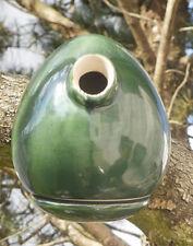 Vogelhaus  Brutkasten Nistkasten Keramik Nisthöhle T M