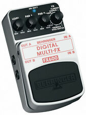BEHRINGER FX600 Digital Multi-FX - Multi-Effects - FREE POSTAGE ***BRAND NEW***