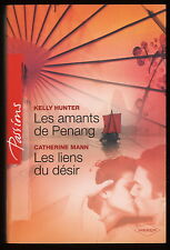 Livre HARLEQUIN..Collection PASSIONS...n° 71...2 Romans
