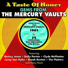 A TASTE OF HONEY - GEMS FROM THE MERCURY VAULTS 1962 (NEW SEALED 3CD SET)