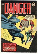 1964 Super Comics Danger #12 VF