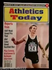 ATHLETICS TODAY - CONWAY INTERVIEW - SEPT 26 1991