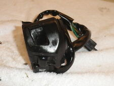 2001 APRILIA RS50 RS 50 MOPED MOTORBIKE LEFT HAND SWITCH GEAR