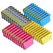 40 cartucce inchiostro compatibili per stampante EPSON sx435w Office bx305fw