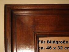 ANTIKER PROFILRAHMEN 1800/1900 im ORIGINALZUSTAND für BILDGRÖSSE 46x32cm+ GLAS