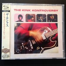 The Kink Kontroversy +4 by The Kinks (SHM-CD, OOP, 2011, Sanctuary Japan)