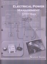 Chrysler Academy Electrical Power Management Systems Student Guide NO WRITING