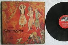 Scheherazade Sir Thomas Beecham Royal Philharmonic LP Angel 35505 G/VG
