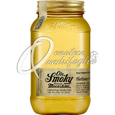 OLE SMOKY TENNESSEE ANANAS PINEAPPLE MOONSHINE WHISKEY USA SPIRIT COCKTAIL 70CL