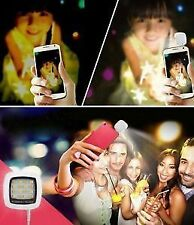 Mobile Camera Flash Light for Night Selfie with 16 LED with 3 levels Brightness