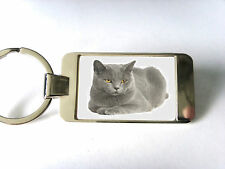 PERSONALISED CUSTOM DESIGN DOG CAT PETS CHILDREN PICTURES KEY FOB KEYFOB GIFT