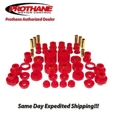 Prothane 1987-1996 Ford F-150 2WD Total Suspension Bushing Kit 6-2028, fast ship