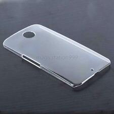 Transparent Clear Shell Ultra Thin Hard Case Cover Skin for Google Nexus 6 M57
