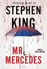 Mr. Mercedes: A Novel by Stephen King MP3 CD unabridged  horror