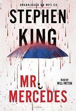 Mr. Mercedes by Stephen King (2014, MP3 CD, Unabridged)