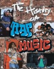 History of Rap Music (AAA) (African American Achievers)-ExLibrary
