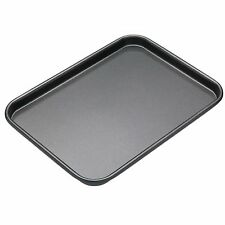 MASTERCLASS Non-Stick Individual/Child Baking Tray. 24cm x 18cm/9.5 x 7 inches.