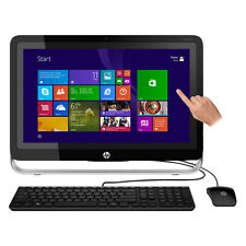 """HP Pavilion 21.5"""" IPS Touch 4GB 1TB 2.6GHz DVD±RW W 8.1 All-in-One PC - 21-H013W"""