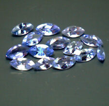 LOTTO DI TANZANITE NATURALE INTRATTATA CT. 3,16  51 PEZZI OVALE