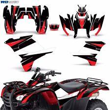 Graphic Kit Honda Rancher 420 ATV Quad Decals Sticker Wrap Parts 2007-2013 MON