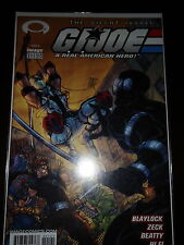 GI JOE A REAL AMERICAN HERO #21 ~ All Silent Issue ~ Image, 2003