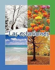 Las estaciones (Facil De Leer Easy Readers) (Spanish Edition)
