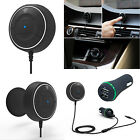 Bluetooth 4.0 Music Receiver 3.5mm Adapter Handsfree Car AUX Speaker for iPhone