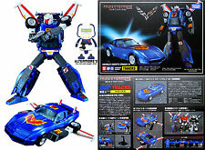 Transformers Takara MP 25 Masterpiece Tracks with mini Raul and Blaster MISB