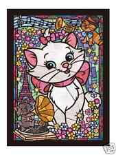 Marie Stained Glass Arts - 266 Pieces Disney Jigsaw Puzzle by Tenyo from Japan