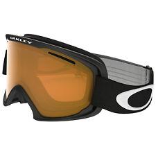 Masque de ski snowboard Oakley 02 XM Matte Black w Persimmon NEUF