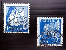 PORTUGAL 1941 & 1944 S1.75 SG940 & 964 Cat £9.75 Fine/Used SEE BELOW FP9808