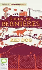 The Red Dog by Louis de Bernières (2011, CD, Unabridged)