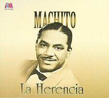 La Herencia by Machito (CD, 2009, Emusica Records)