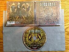 DIES IRAE - THE SIN WAR 2002 1PR NEW! VADER BEHEMOTH VESANIA LOST SOUL TRAUMA